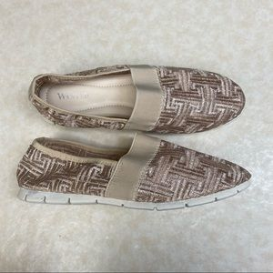 Wanted Fabric espadrille shoes